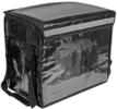 Valise de transport thermique noir : Ladentaschen einkaufstaschen