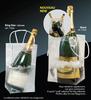 Ice Bag king size 1-Flasche Sekt/ Magnum : Verpackung fur flaschen und regionalprodukte