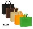 Grosse Shopping-Tasche Vlies 35x42x20 cm : Ladentaschen einkaufstaschen