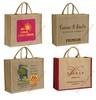 Werbetasche Shopper Jute mit Ihrem Logo : Ladentaschen einkaufstaschen modetaschen