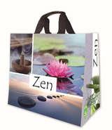 Shopper PP 30L. 'Zen' : Ladentaschen einkaufstaschen
