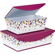 Geschenkschachtel Pappe m. Magnetverschluß : Geschenkschachtel präsentbox