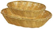 Panières ovales en polypro : Korb geschenkkorb präsentierungskorb