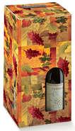 Coffret 4 bouteilles Vignes : Verpackung fur flaschen und regionalprodukte