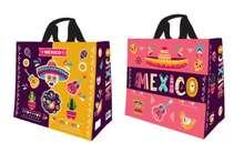 """Cabas polypropylène 33 litres """" Mexico """" : Ladentaschen einkaufstaschen"""