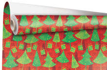 "Rouleau Papier cadeau ""Noël"" : Verpackungzubehör"