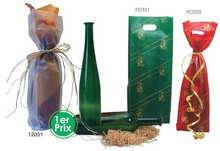Flaschentasche Plastik 1. Preis : Verpackung fur flaschen und regionalprodukte