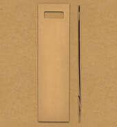 Flaschentasche Kraft 1-Flasche  : Verpackung fur flaschen und regionalprodukte