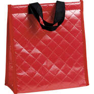 Sac isotherme rectangle rouge  : Neu