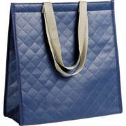 Sac isotherme rectangle bleu : Ladentaschen einkaufstaschen modetaschen