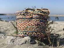 Modetasche Handtasche Joan Rich 'Jungle Bow' : Ladentaschen einkaufstaschen modetaschen