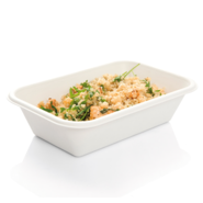 Plateaux 'Bionic' 950 ML Blanc  : Events, catering