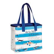 Isotasche Schultertasche 'Meer & Ozean' : Ladentaschen einkaufstaschen modetaschen