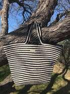 Modetasche Tragekorb 'Olbia' Joan Rich : Ladentaschen einkaufstaschen modetaschen