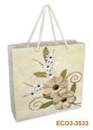 Geschenktasche Handkraft Blumenkranz : Ladentaschen einkaufstaschen modetaschen