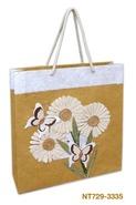 Geschenktasche Handkraft Schmetterlinge : Ladentaschen einkaufstaschen modetaschen