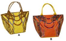 Gr. Handtasche Jute Ethnik  : Ladentaschen einkaufstaschen modetaschen
