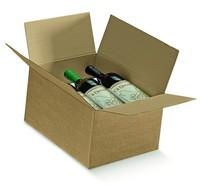 Weinkarton 6 Flaschen : Verpackung fur flaschen und regionalprodukte