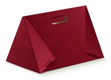 Geschenkkiste Wein 3 Flaschen Dreieck : Verpackung fur flaschen und regionalprodukte