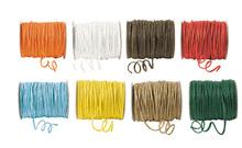 Raffia Naturbast farbig : Verpackungzubehör