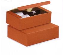 Weinkarton 2/3 Flaschen liegend : Verpackung fur flaschen und regionalprodukte