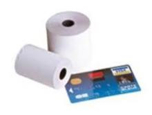 EC-Rolle Thermopapier Bankautomat 57x40x12mm : Kassenzubehör abfallsäcke