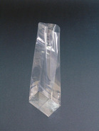 Kreuzbodenbeutel OPP 40µm : Verpackung für bäkerei konditorei