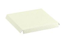 Untersetzer für Kuchenkarton 'Pelle Bianco' : Geschenkschachtel präsentbox
