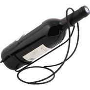 Flaschenständer Metall schwarz : Verpackung fur flaschen und regionalprodukte