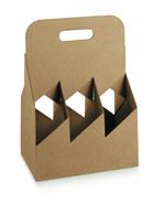 Kauf Geschenkkarton 6-Flaschen 33/50/75 cl Design