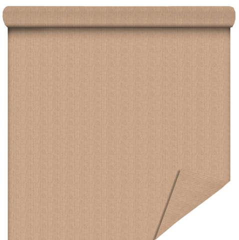 Rolle Kraftpapier naturbraun : Verpackungzubehör