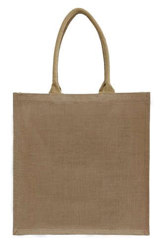 BIOBIO - Jutetasche 100% Naturfasern : Ladentaschen einkaufstaschen modetaschen