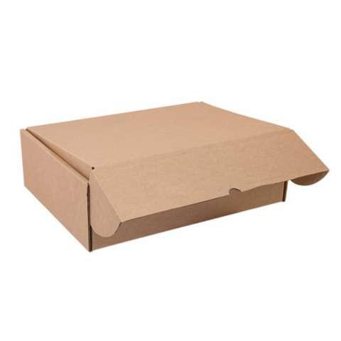 Versandkarton Post 33x25x10 cm : Geschenkschachtel präsentbox