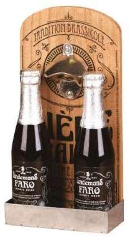 Porte bouteille bière + décapsuleur : Verpackung fur flaschen und regionalprodukte