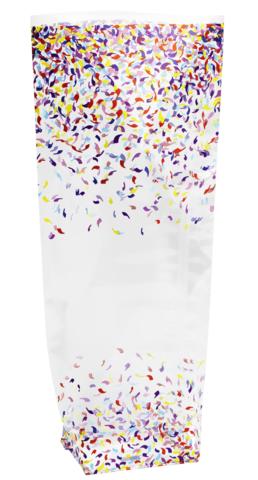 100 Indispensacs Confettis : Verpackung für bäkerei konditorei