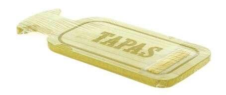 Tapas mini planche+ 8 piques bois  : Plateaux & planches