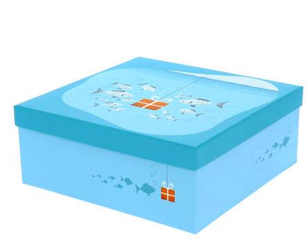 Boite Carrée  : Geschenkschachtel präsentbox