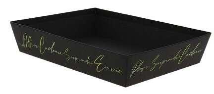 Corbeille rectangle  : Korb geschenkkorb präsentierungskorb