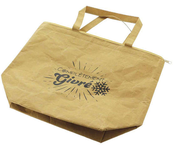 Sac kraft isotherme haut  : Ladentaschen einkaufstaschen modetaschen