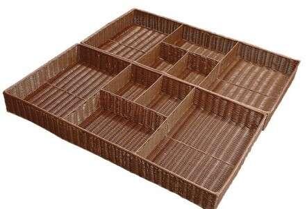 Rueda 5 Cases : Korb geschenkkorb