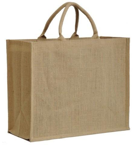 Shopper standard Jute natur : Verpackung fur flaschen und regionalprodukte