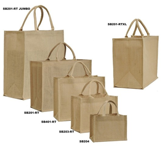 Shopper-Kollektion Jute Natur : Catering  party service