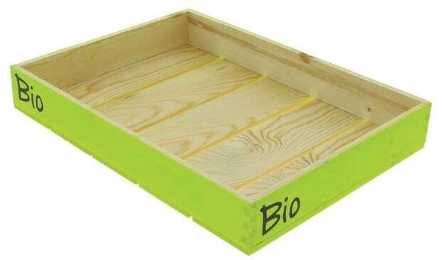 Cagette Bois BIO : Pappmöbel einrichtung aus karton