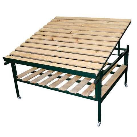 Présentoir épicerie  : Pappmöbel einrichtung aus karton