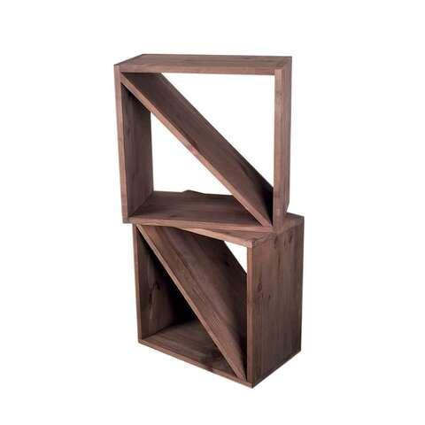 Casier Diagonale  : Pappmöbel einrichtung aus karton