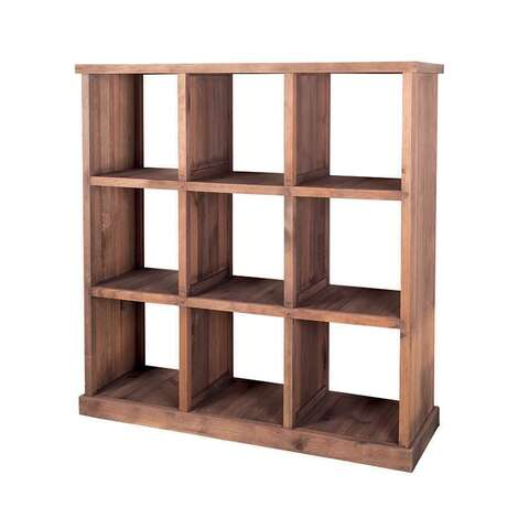 Meuble 9 cases ouvertes  : Pappmöbel einrichtung aus karton