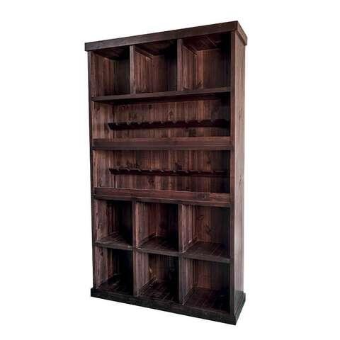 Meuble 9 cases + 2 étagères  : Pappmöbel einrichtung aus karton