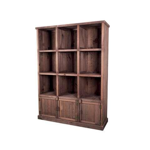 Meuble 9 cases + 3 portes  : Pappmöbel einrichtung aus karton