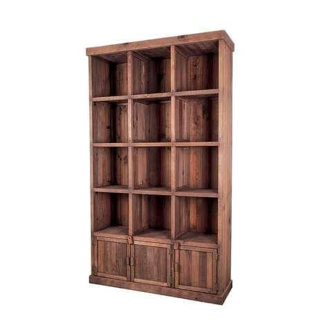 Meuble 12 cases + 3 portes  : Pappmöbel einrichtung aus karton