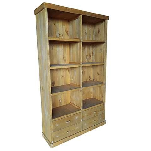 Meuble 8 cases + 4 tiroirs  : Pappmöbel einrichtung aus karton